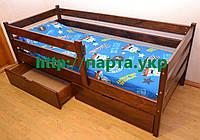 """Детская Кровать  с ящиками """"Валерия"""" 190*80 см"""