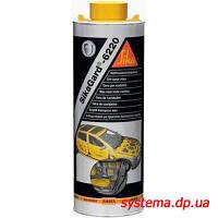 SikaGard®-6220 - распыляемый воск для защиты внутренних полостей кузова автомобиля, янтарный 1 л