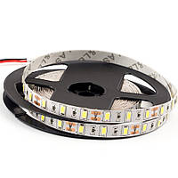 Светодиодная лента LED, SMD 5730, белый, 60 шт/м, не влагозащищенная IP20