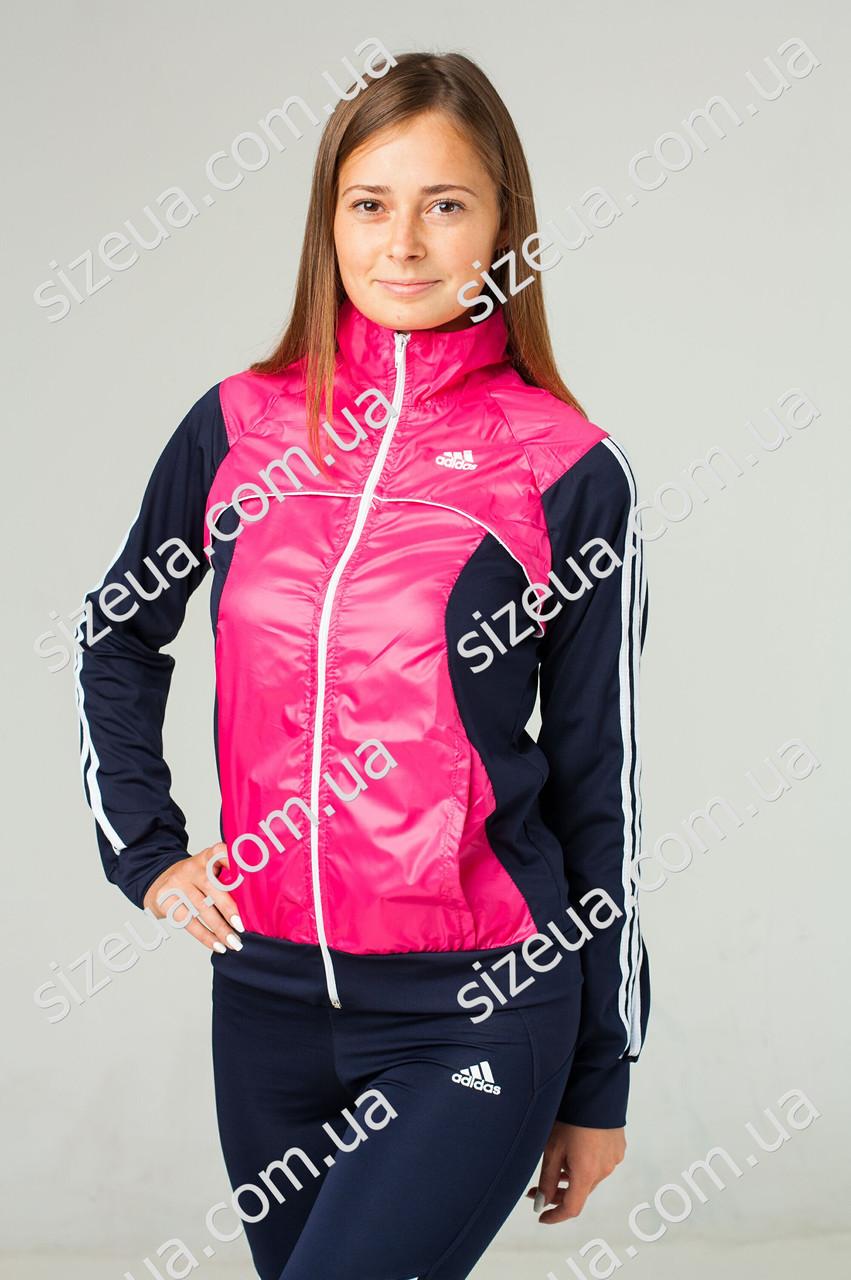 Розовый Костюм Адидас Женский Доставка