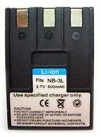 Батарея Canon NB-3L NB3L SD110 SD20 SD550 L