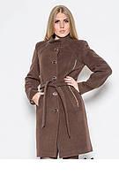 Демисезонное пальто из качественного мягкого кашемира размеры с 44 по 54