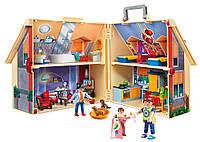 Современный переносной домик для кукол от Playmobil 5167