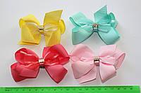 Бантик-уточка Fashion (цветные)