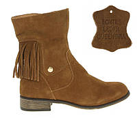Женские ботинки NELL натуральная кожа, фото 1