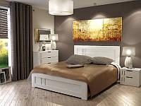 Кровать Зоряна полуторная с ортопедическими ламелями