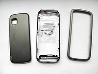 Корпус для Nokia 5230 5228 чёрный с кнопками AAA