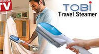 Паровой утюг TOBI Travel Steamer