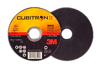 Отрезной круг 3M™ Cubitron™ II, тип 41, размер 230х2,5мм (65471)