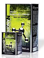 Полусинтетическое моторное масло Nanoprotec Diesel engine oil 10w40