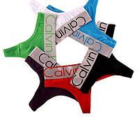 Трусики женские Calvin Klein (Стринги)