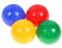 Мячики (шарики пластмассовые) Набор - 32 штуки. ОР467 Орион