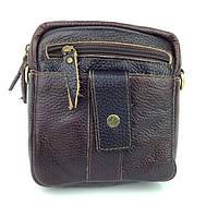 Стильная мужская сумка. Кожаная сумка. Высокое качество. Низкая цена. Интернет магазин. Код: КЕ138