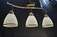 Люстра потолочная трехламповая 24967-3