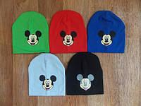 Детская шапочка Микки (Мини) маус, размер универсальный, от 1 до 6 лет