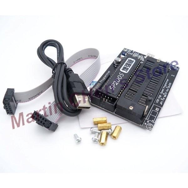 микросхем USB PIC SP200S
