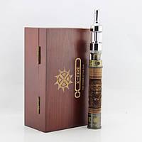 Электронный модуль для курения X fire 2 c деревянной отделкой