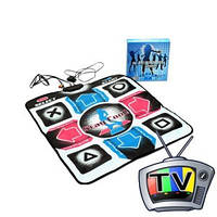 Танцевальный музыкальный коврик X-treme Dance Pad Platinum PC+TV
