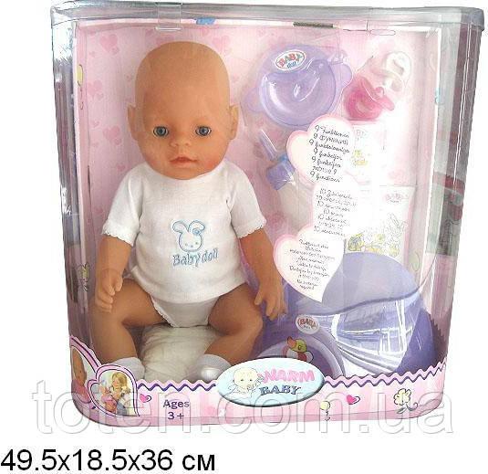 кукла Warm Baby инструкция - фото 5