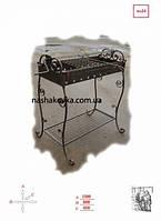Кованый мангал из стали