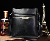 Классическая мужская сумка. Удобная сумка. Высокое качество. Низкая цена. Интернет магазин. Код: КЕ142