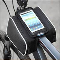 Велосумка для смартфона ROSWHEEL 12813 1.8 L