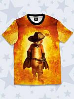 Детская футболка Кот из сказки
