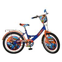 Велосипед Профи Рейсинг 20 дюймов Profi Racing двухколесный детский