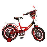 Велосипед Профи Ориджинал 18 дюймов Profi Original  двухколесный детский