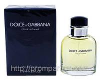 Мужская оригинальная туалетная вода Dolce&Gabbana pour Homme, 75ml NNR ORGAP /05-23
