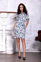 Платье женское джинсовое