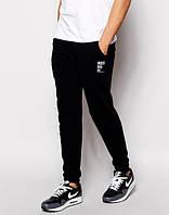 Спортивные трикотажные брюки мужские NIKE JUST DO IT на манжете