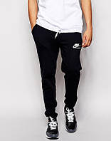Спортивные трикотажные брюки мужские NIKE SPORTSWEAR на манжете