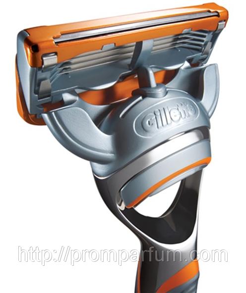 Gillette fusion power фото