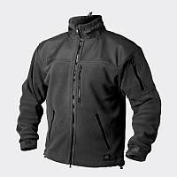 Helikon-tex  Куртка CLASSIC ARMY флисовая черная