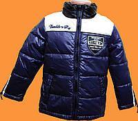 Куртка демисезонная для мальчика 6 лет, 116 Tumble'n Dry.