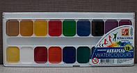 Акварельные краски Луч 18 цв