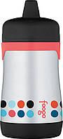 Термос для напитков Thermos FOOGO Poppy Patch Pattern 290ml