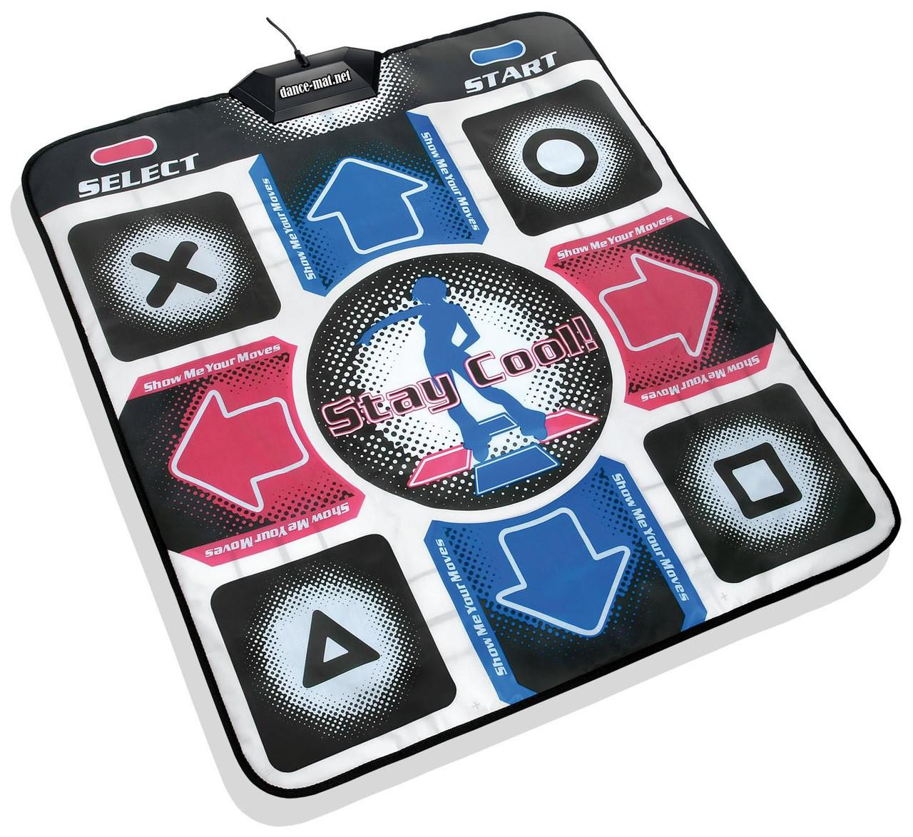 X-Treme Dance Pad Platinum Установочный Диск