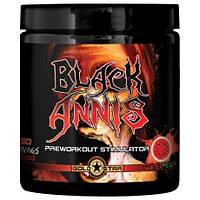 Предтреник Блек Анис с геранью Black Annis (150 g ) 25 serv DMAA