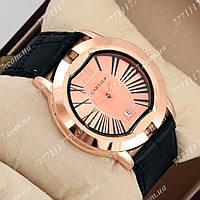 Часы наручные мужские Cartier 345 Black\ Purple\ Purple