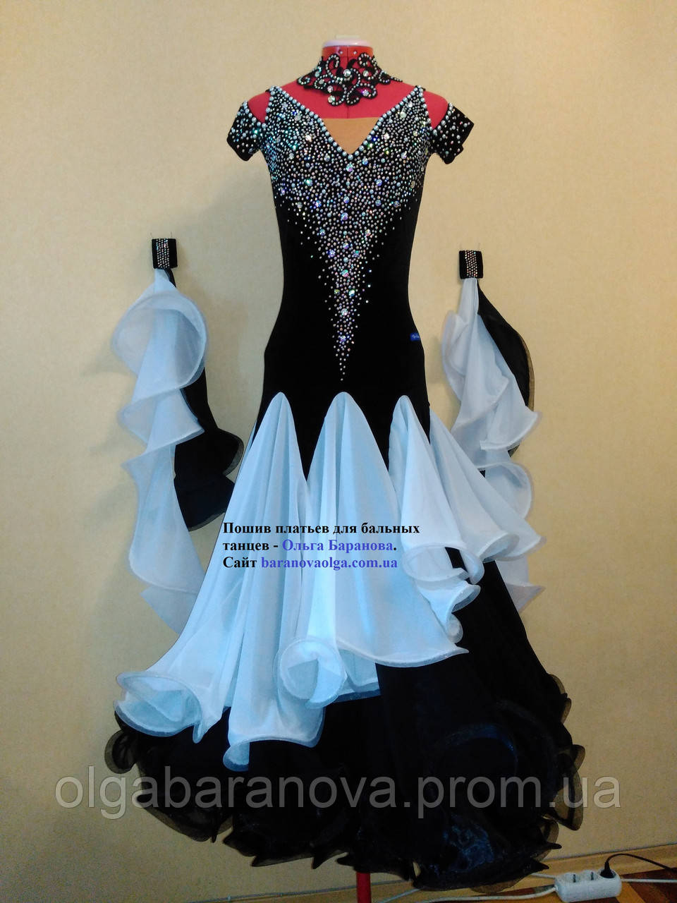 Мастер-класс по пошиву платьев стандарт
