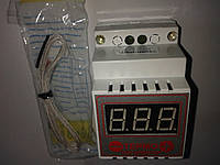 Цифровой терморегулятор термопарный ЦТР-2Т c термопарой, до +999°С