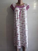 Бамбуковая рубашка с цветами