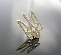 Значок Герб Украины Тризуб