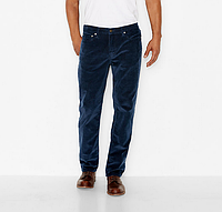 Вельветовые брюки Levis 514 - Dress Blues
