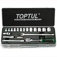 Инструмент для СТО, шиномонтажа TOPTUL 1/4 в ложементе 72 ед.