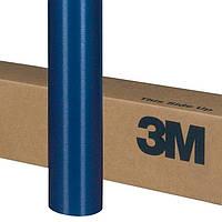 3M 1080 M227 Matte Blue Metallic Пленка синяя матовая металик 1.524 m