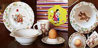 Набор детской посуды Cmielow 4 предмета (Е 711)