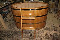 Купель  для бань и саун 1600*1100*1000